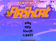 Flash Cat menu