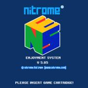 NES ingame logo