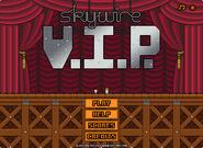 Skwire VIP menu