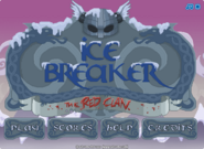 Ice Breaker The Red Clan menu
