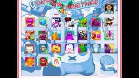 Nitrome avatars - Bad Ice-Cream 3 (Bacon Ice Cream avatar)