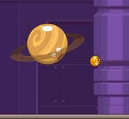 Moon Saturn