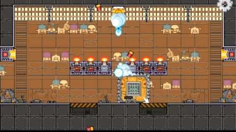 Gunbrick - level 2-Boss (2-12)