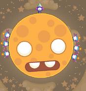 Chisel moon