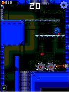 Platform Panic Game gear