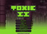 Toxic II menu
