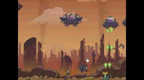Nitrome Bullethead level 16