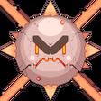 Giant spike ball shoot 1