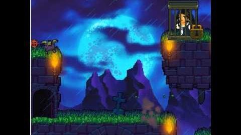 Graveyard Shift level 11