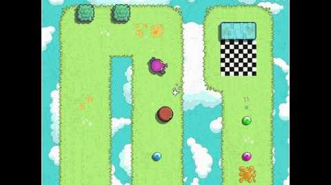 Nitrome Fluffball - level 4