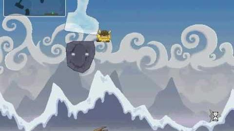 Nitrome Ice Breaker Level 5 Walkthrough