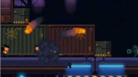 Final Ninja Zero level