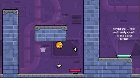 Nitrome - Cheese Dreams - Level 5