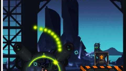 Nitrome - Final Ninja Zero - Level 10 ( First Boss )
