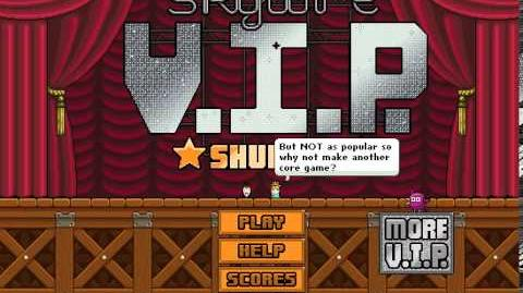 Skywire VIP Shuffle - Introduction