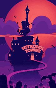 Nitrome Towers - Horror skin