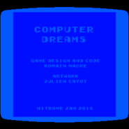 Computer Dreams menu