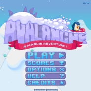 Avalanche menu