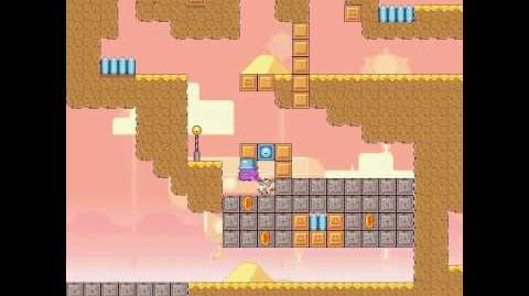 Nitrome - ENEMY 585 - Level 1-3
