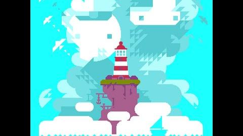 Beneath the Lighthouse end scene