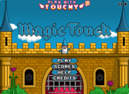 Magic Touch menu