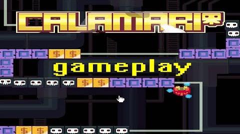 Nitrome - Calamari gameplay