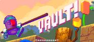 Vault-slider