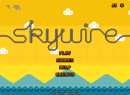 Skywire menu
