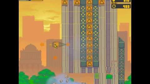 Nitrome - Rubble Trouble Level 20