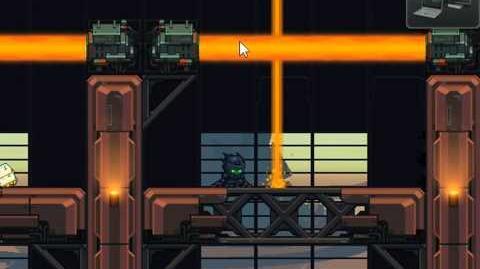 Miniclip Nitrome Final Ninja Zero Level 11
