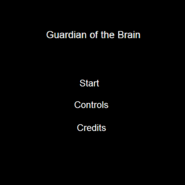 Guardian of the Brain menu
