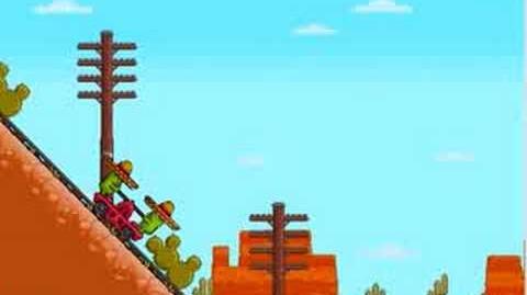 NitromeGamer off the Rails - Level 17