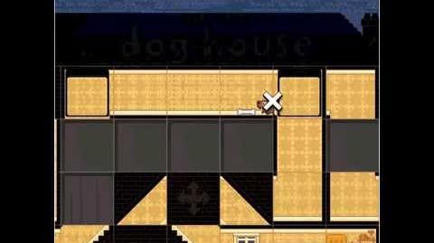 Nitrome Easter avatars - Dog House (changeType avatar)