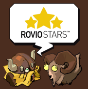 Why rovio stars website