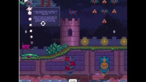 Wthrough on castle corp level 3