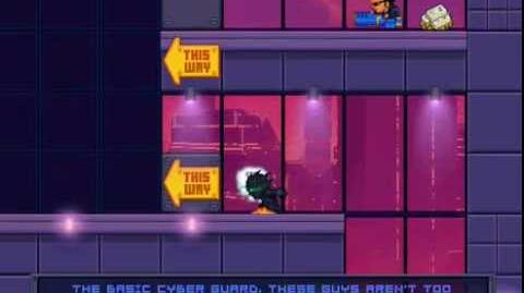 Final Ninja - level 5