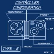 NES controller blueprint