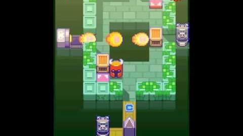 Rust Bucket - level 6