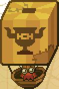 Watcher's balloon