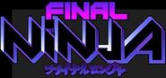 Final Ninja Font