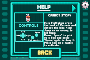 Mega Mash Help Carrot Story