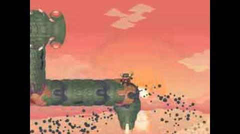 Nitrome Sky Serpent Level 3