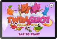 Twin Shot 2 Titlescreen