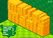Mallet Mania menu