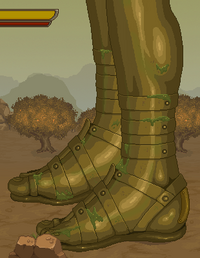 Colossus Feet