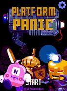 Platform Panic menu