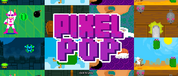 Pixel Pop slider