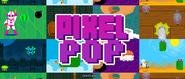 Pixel Pop slider