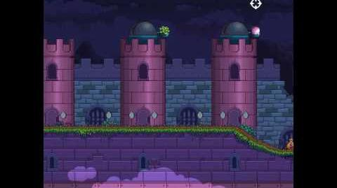 Wthrough on castle corp level 6