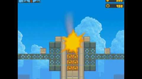 Nitrome - Rubble Trouble Level 6